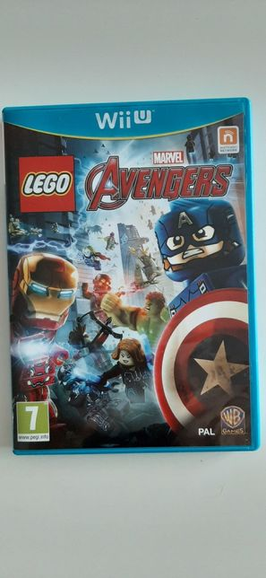 Gra Lego Avengers Nowa!