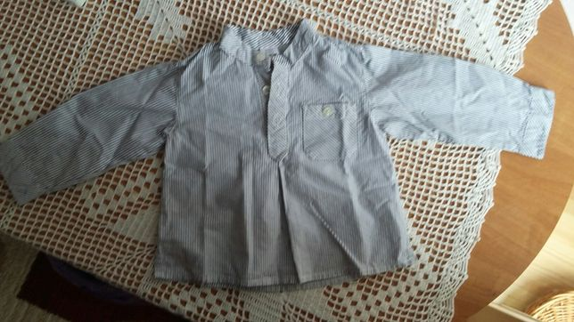 Ubranka dziecięce - koszula Zara rozm 68