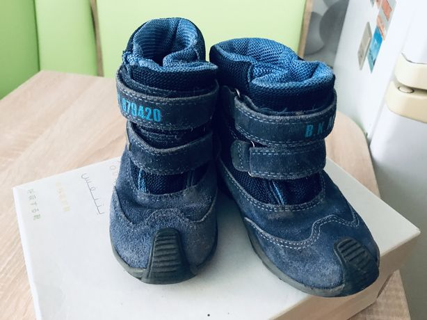 Ботинки термо 24/25 размер фирменные