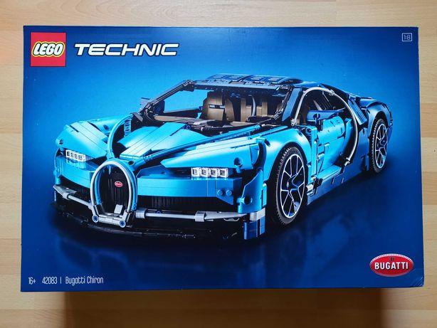 NOWE Lego 42083 Bugatti Chiron