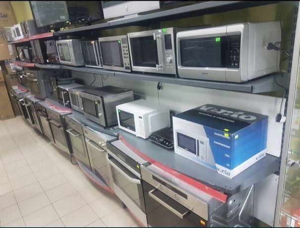 Микроволновая печь микроволновка мікрохвильовка встройка, новая и б/у