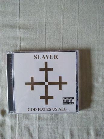 Slayer - God Hates Us All trash metal