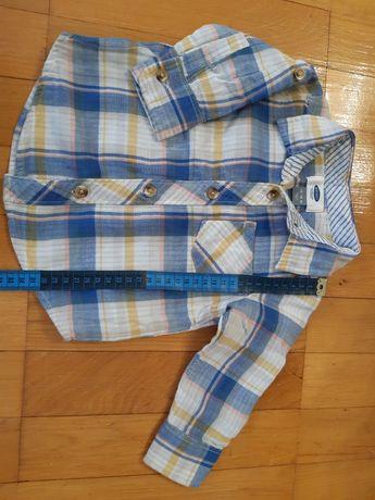 Рубашка на хлопчика Old navy, 1-1,5 роки