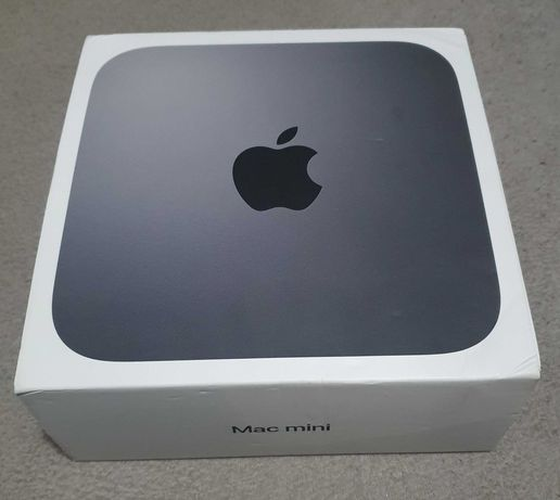 Mac Mini 2018 i3 16GB 128GB
