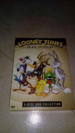 Colecção Looney Toones caixa 4 DVD