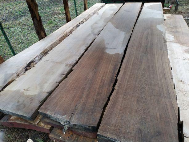 DĄB, WIĄZ, JESION, drewno, deski, dylaki dębowe, tarcica, 60/50/32mm