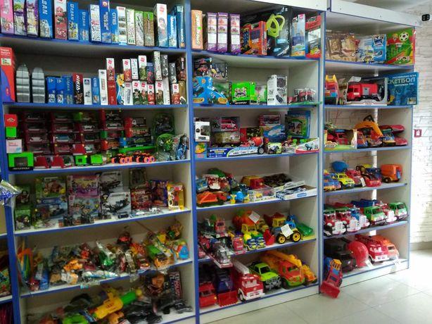 Магазин дитячих іграшок