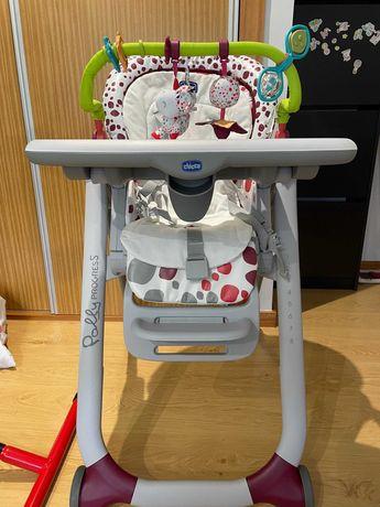 Cadeira Chico Polly Progress 5 + Arco Brinquedos