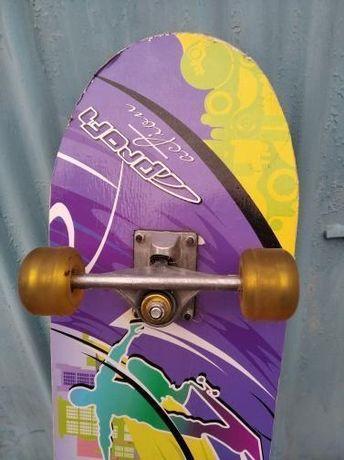 Скейт, скейтборд