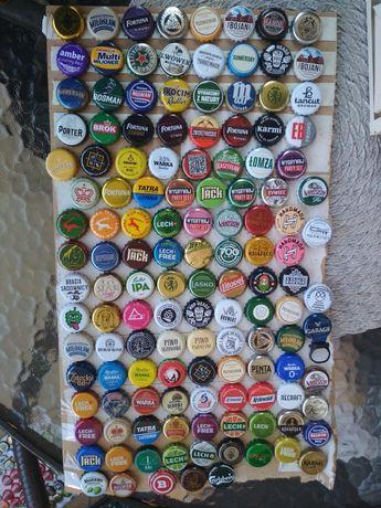Kapsle piwne - wymiana / sprzedaż