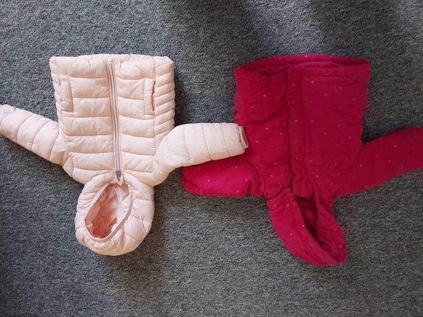 Paka ubran dla dziewczynki 56-68