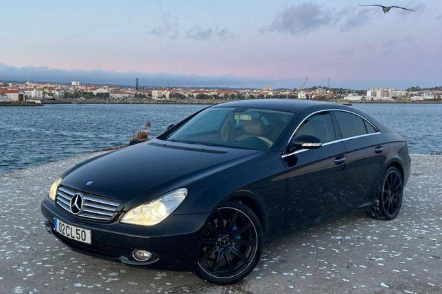 Mercedes Benz cls 320cdi iuc 60€