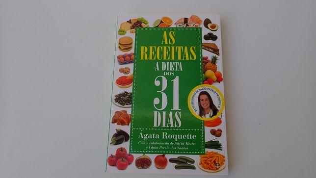 As receitas da dieta dos 31 dias