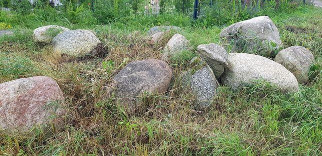 Kamień polny głaz ogrodowy ozdoba