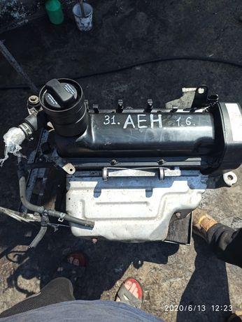 Мотор двигатель 1.6 AEH ауди а4, а3