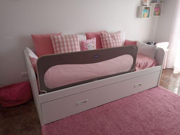 Barreira de cama.