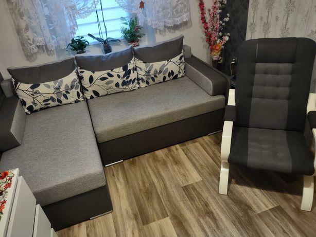 komplet rogówka + fotel
