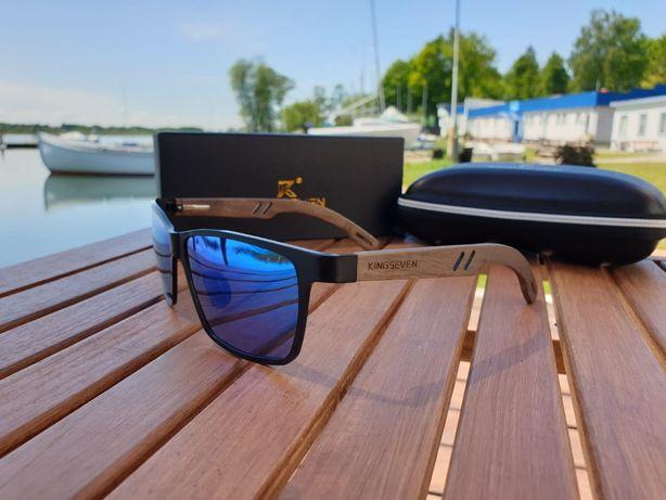 Okulary Przeciwsłoneczne KINGSEVEN BlueWood