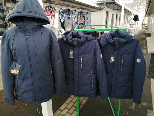 Nowe kurtki zimowe męskie, polecam !