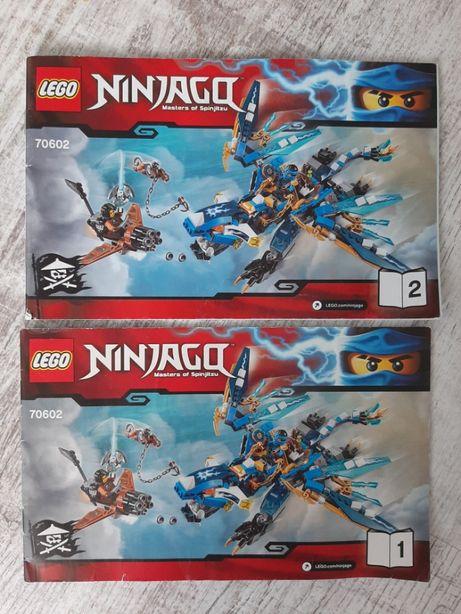 Lego Ninjago 70602
