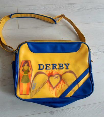 Сумка почтальонка Derby/молодіжна сумка