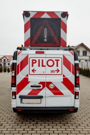 Transport maszyn, domki holenderskie, laweta, gabaryt, nienormatywny