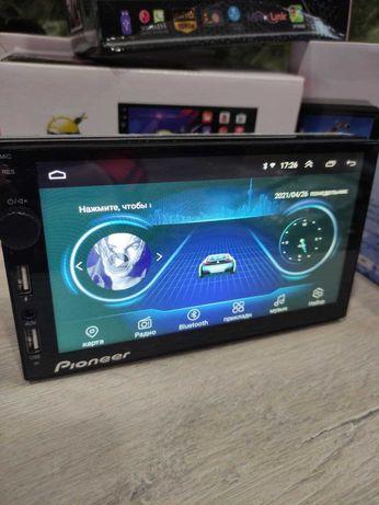 "Автомагнитоли 2 din GPS 60Vt,Android, 7"" 4 х ядра_ pioneеr Mc7021 7"""