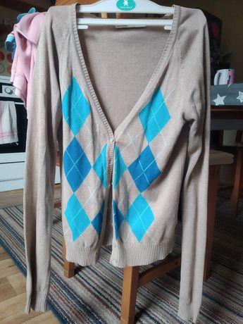 Sweter sweterek rozpinany ZARA r.S/M