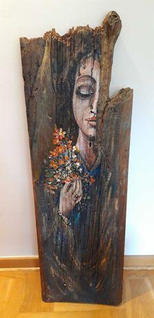 Niesamowity obraz Anny Werpachowskiej, Certyfikat autentyczności.