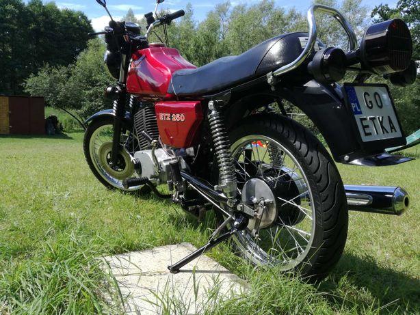 Naprawy motocykli Mz Etz Simson Romet Wsk Jawa Cz Kawasaki Honda