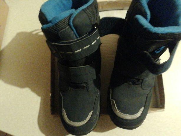 Buty zimowe dla chłopca 36