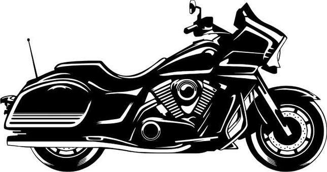 n1102 Naklejka Indian Motorcycle
