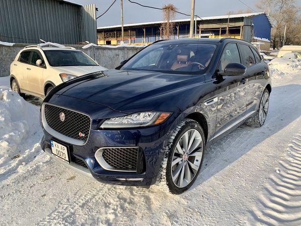 Jaguar F-Pace 3.0 S Supercharged