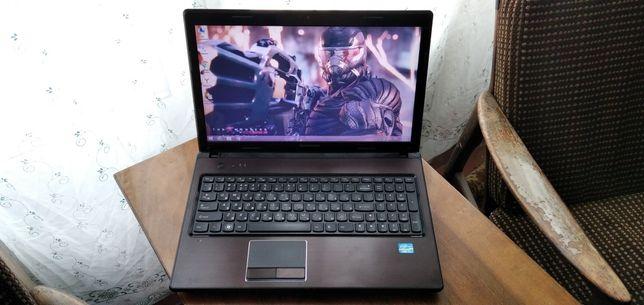 Игровой ноутбук Lenovo/4 ядра/4 gb/500 gb/Intel HD 3000