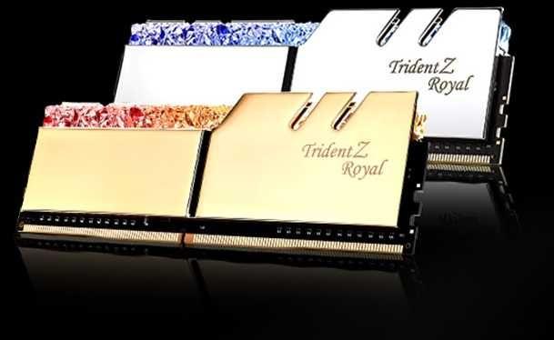 Нові GSkill Royal 64GB 2x32 F4 3600 3200 4000 2666 C14 16 18D 64GTRS