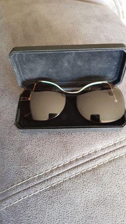 Sprzedam stare  nakładki przeciwsłoneczne na okulary made in France