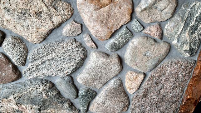 Kamień Plastry Piętki Kamienie około 30 mkw odbiór