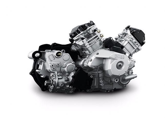 Мотор двигатель квадроцикла Brp Outlander Can am