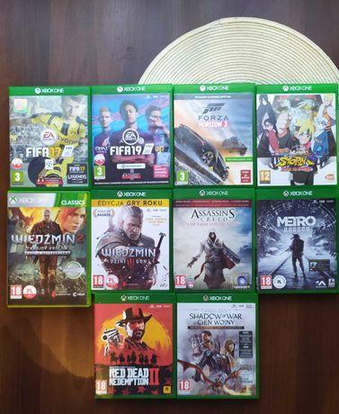 10 gier okazja! Xbox one