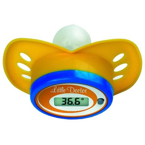 Цифровой электронный термометр-соска LD - 303 (Little Doctor, Сингапур