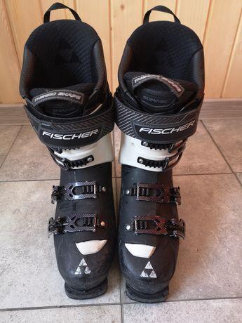Buty narciarskie Fischer Cline Flex 130 Vacuum 27.5 42-43