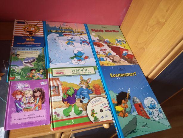 Sprzedam 28 książeczek dla dziecka