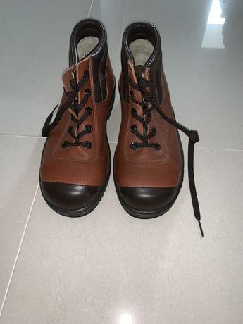 Nowe buty robocze UVEX