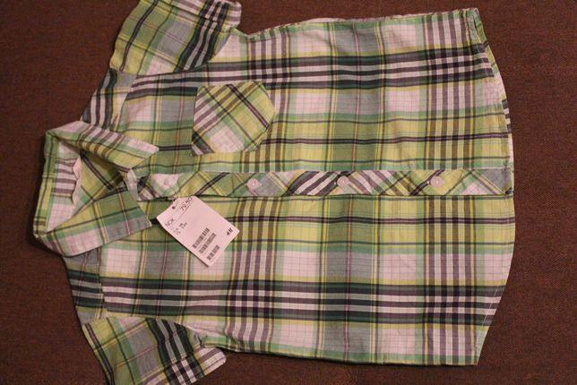Рубашка Н&M новая для мальчика 2-3 года