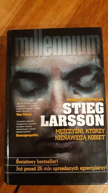 Stieg Larsson, Millennium, Mężczyźni, którzy nienawidzą kobiet