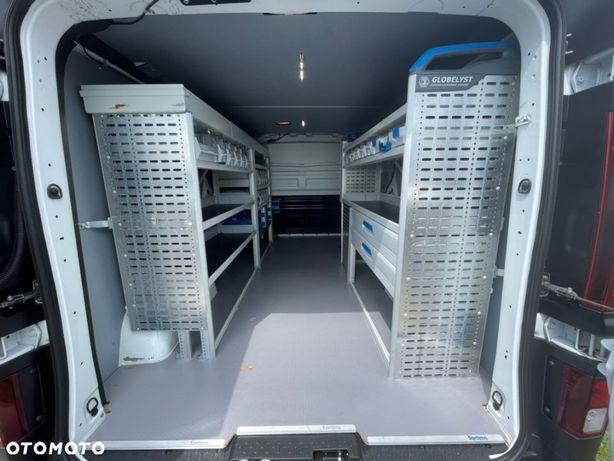 Renault TRAFIC 1,6 DCI 120KM L2H1 DŁUGI ZABUDOWA WARSZTATOWA SORTIMO  gwarancja 12 miesięcy / szafki / regały