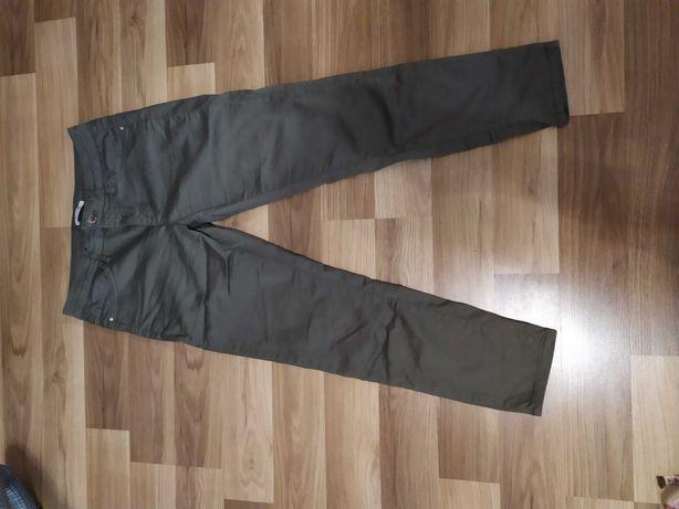 Khaki spodnie -orsay