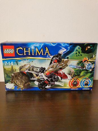 Lego Chima 70001 pancerny rozpruwacz