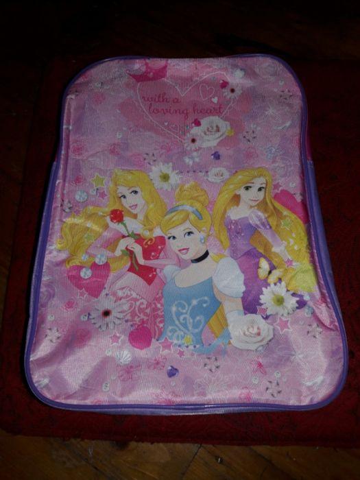 Рюкзак, ранее, портфель, сумка для девочки в школу 1-4 класс Виноградов - изображение 1