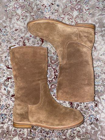 Loro Piana ботинки зимние